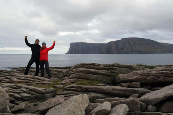 Norwegen Nordkap Knivskjellodden