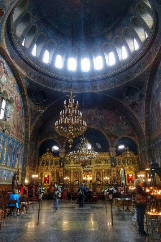 Sofia Kathedrale Sweta-Nedelja