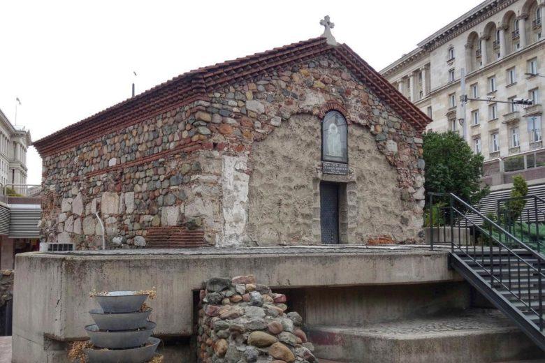 Sofia Sveta-Petka-Kapelle