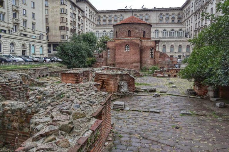 Sofia Sveti-Georgi-Rotunda