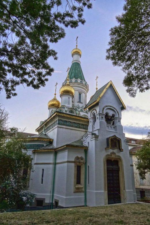 Sofia Sveti-Nicolay-Kirche