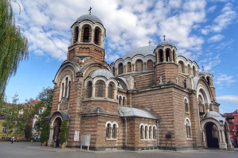 Sofia Sveti-Sedmochislenitsi-Kirche