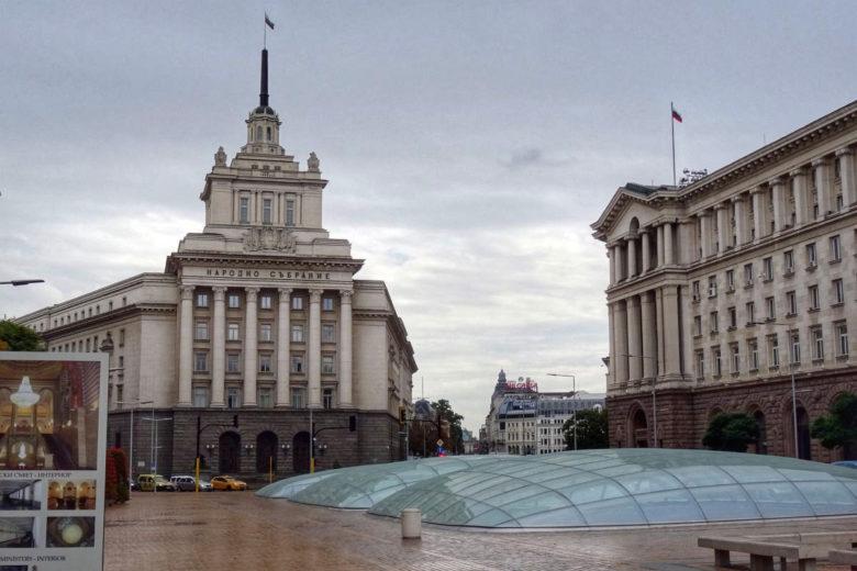 Sofia Unabhängigkeitsplatz