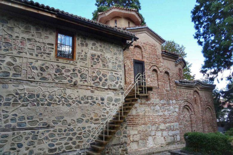Bojana-Kirche bei Sofia