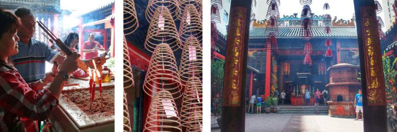 Chinesischer Tempel Malaysia