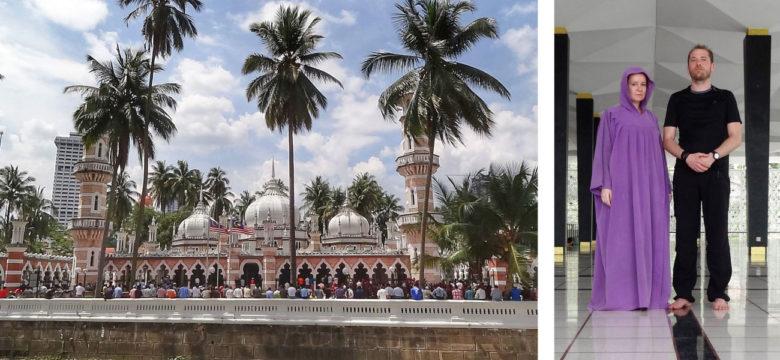 Moscheen Malaysia