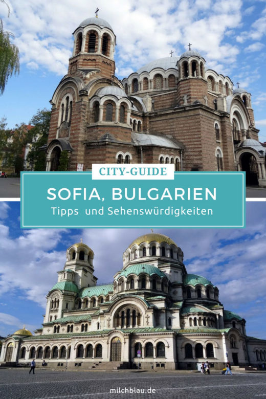 City-Guide Sofia