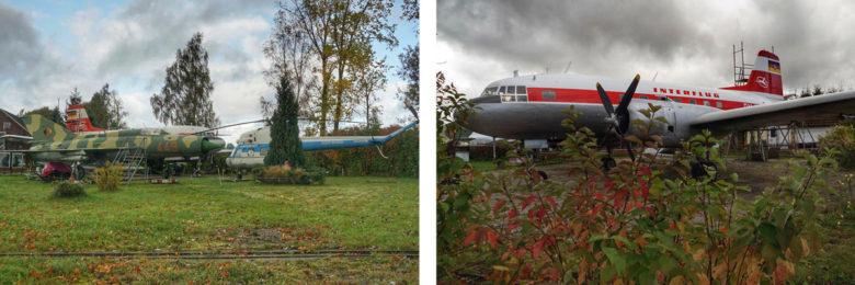 Flugzeugmuseum Cämmerswalde Erzgebirge