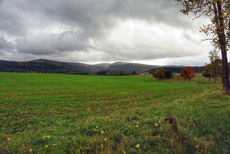 Cämmerswalde Landschaft