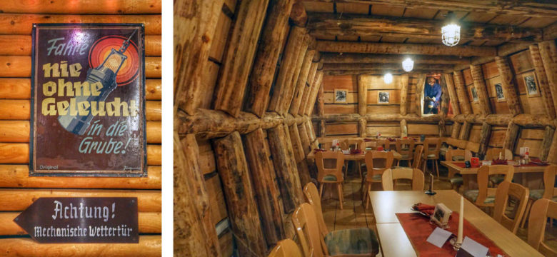 Restaurant Zum Füllort im Erzgebirge