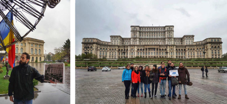 Bukarest BTrip Bucharest Tour