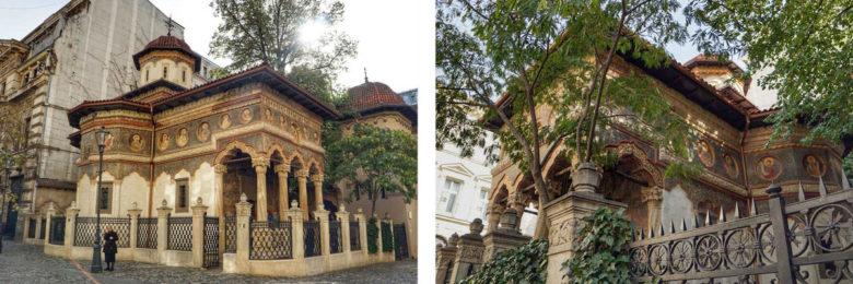 Bukarest Biserica Stavropoleos