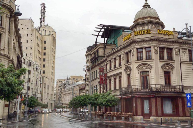 Bukarest Calea Victoriei