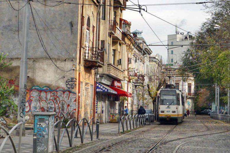 Bukarest Tram