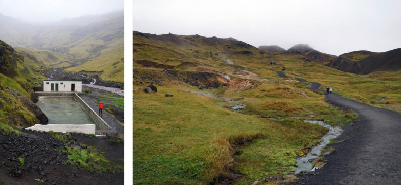 Island Highlights Hot Pools Seljavallalaug und Reykjadalur