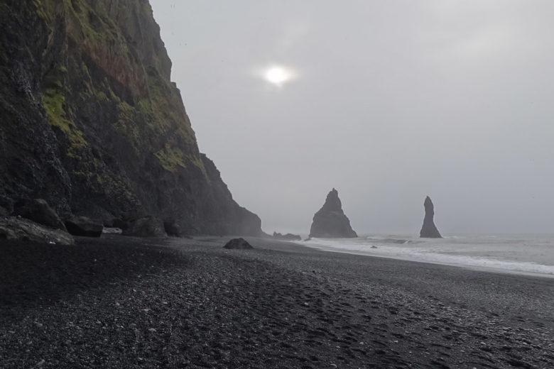 Island Reynisfjara Trolle