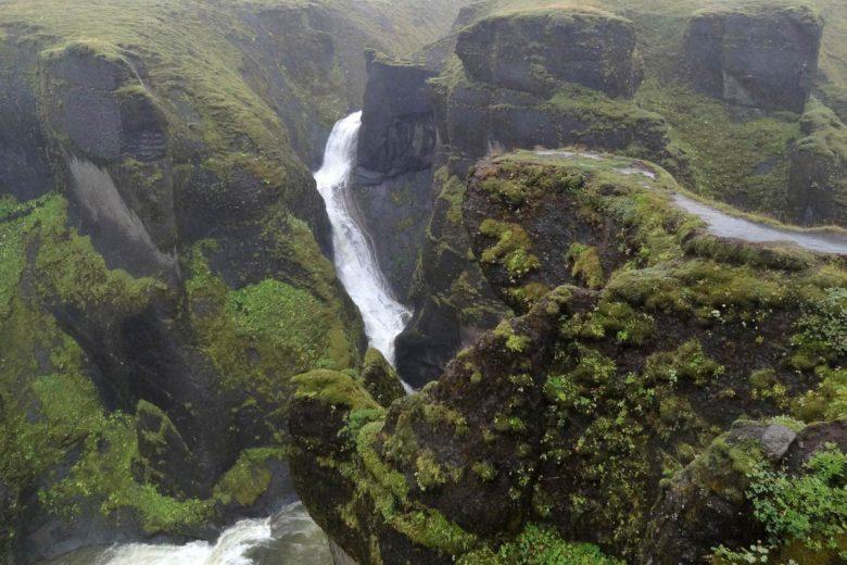 Island Momente Pfade
