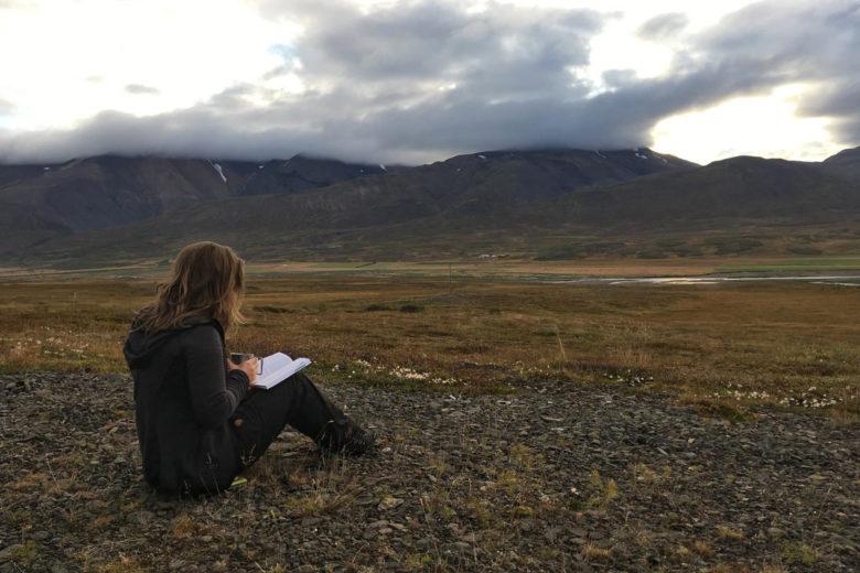 Island Momente Zeit