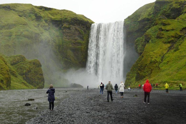Island Skogafoss