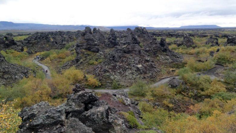Island Dimmuborgir
