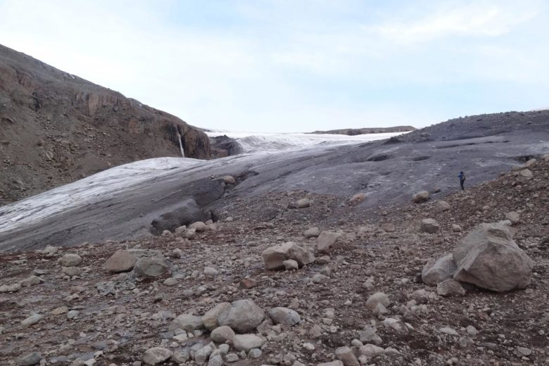 Island Drangajökull Gletscher