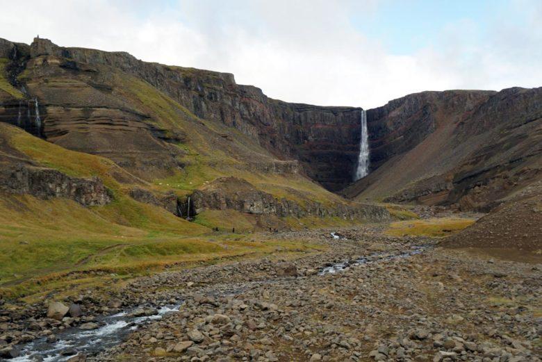 Island Hengifoss