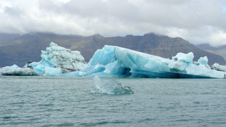 Island Jökulsarlon Gletscherlagune
