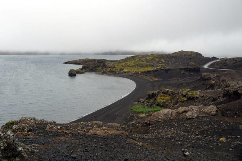 Island Krysuvik Strand