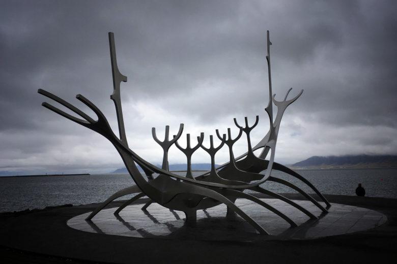 Island Reykjavik Solfaridur
