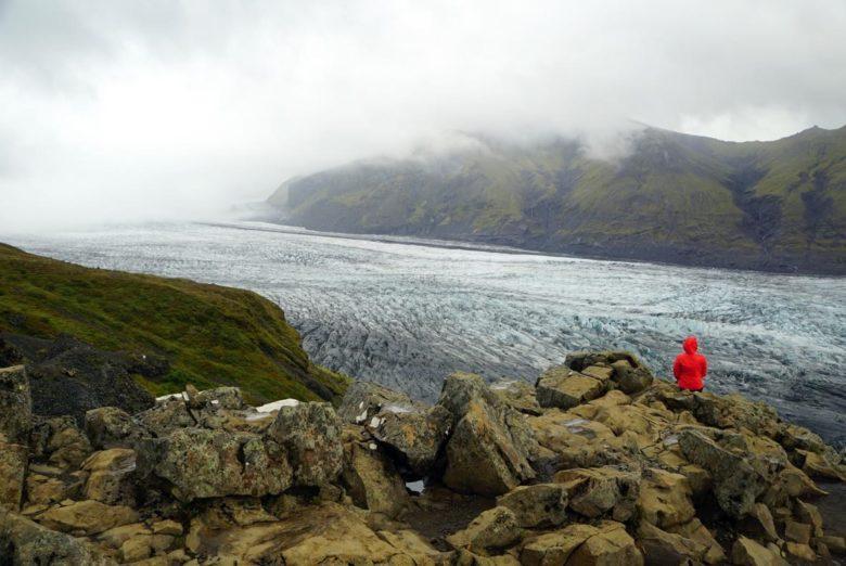 Island Skaftafellsjoekull