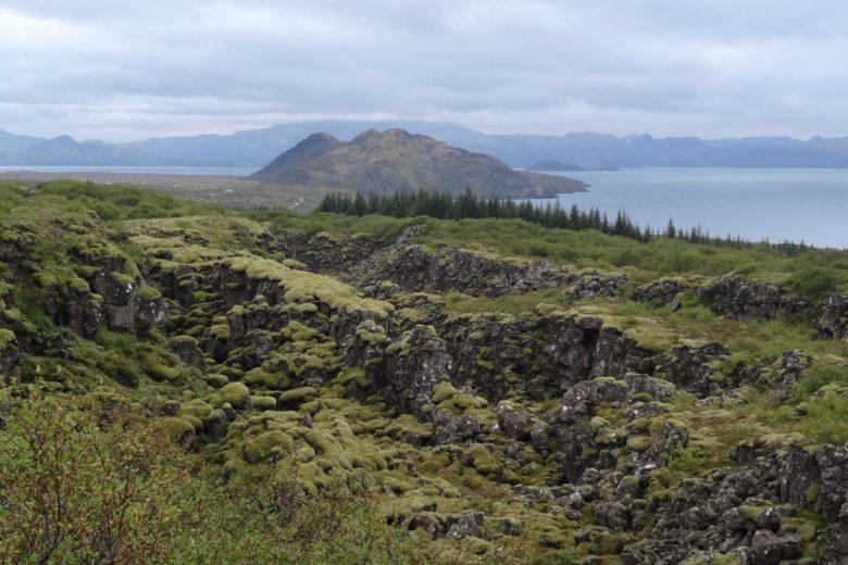Island Thingvellir