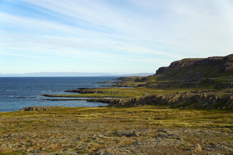 Island Roadtrip Westfjorde