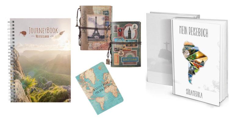Geschenke Reise - Reisetagebücher
