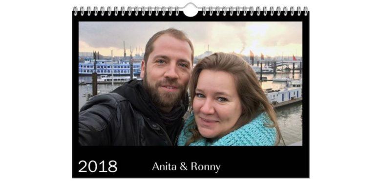 Geschenke Reise - CEWE Foto Kalender