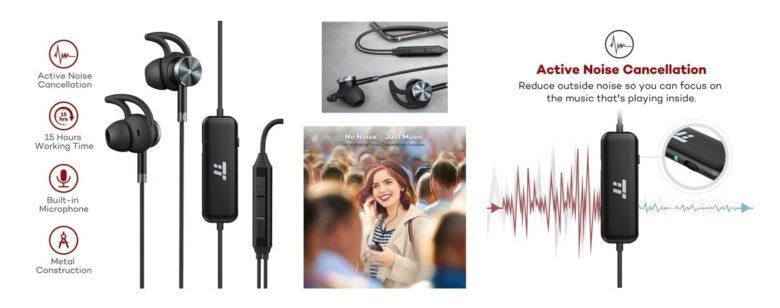 Geschenke Reise - Kopfhörer Noise Reduction