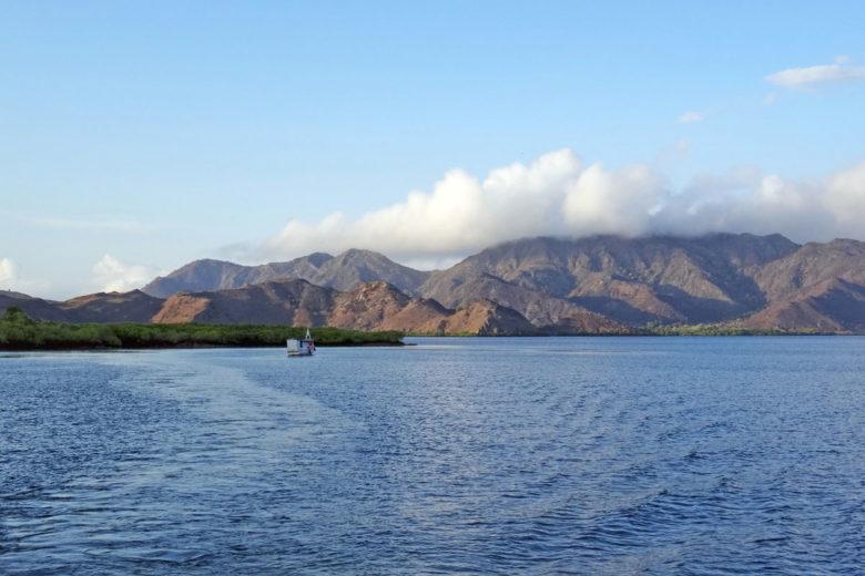 Komodo-Trip Landschaft