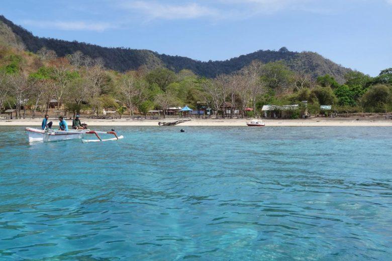 Komodo-Trip Satonda Island