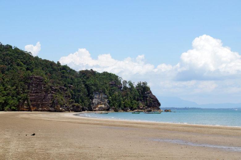 Bako Nationalpark Telok Assam Beach
