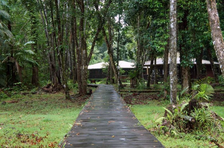Bako Nationalpark Unterkünfte