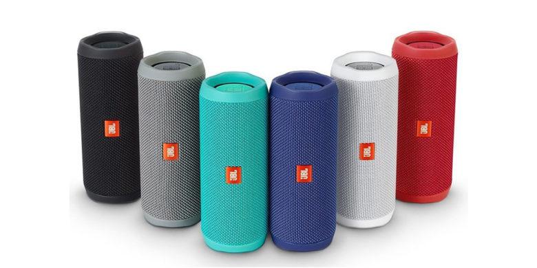 Geschenke Reise - Bluetooth Lautsprecher JBL Flip 4