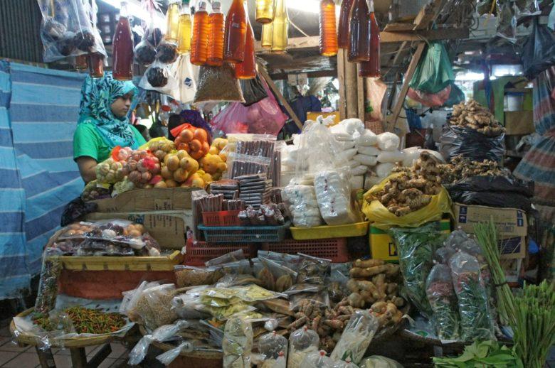 Kota Kinabalu Central Market