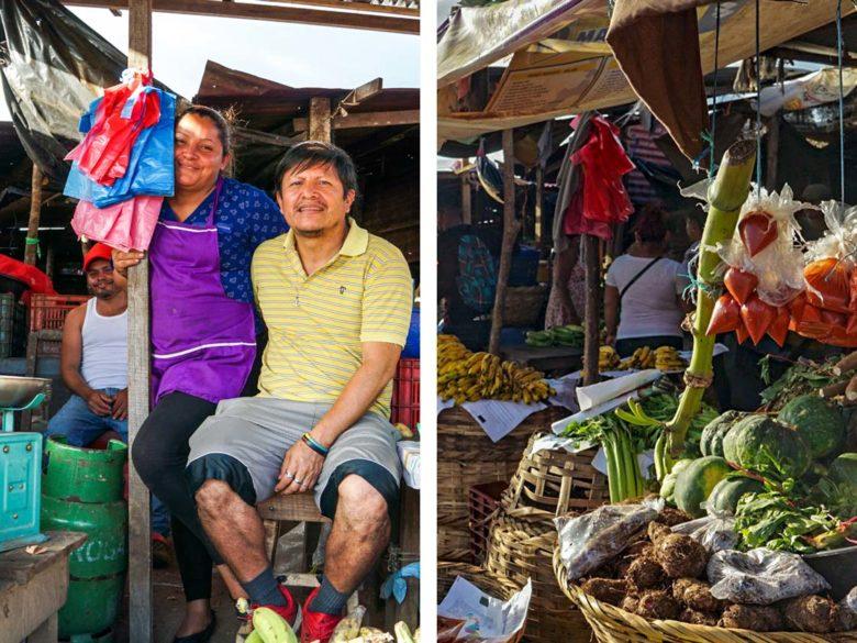 Mercado Municipal in Masaya