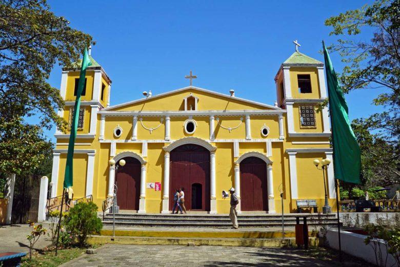 Kirche von Moyogalpa auf Ometepe