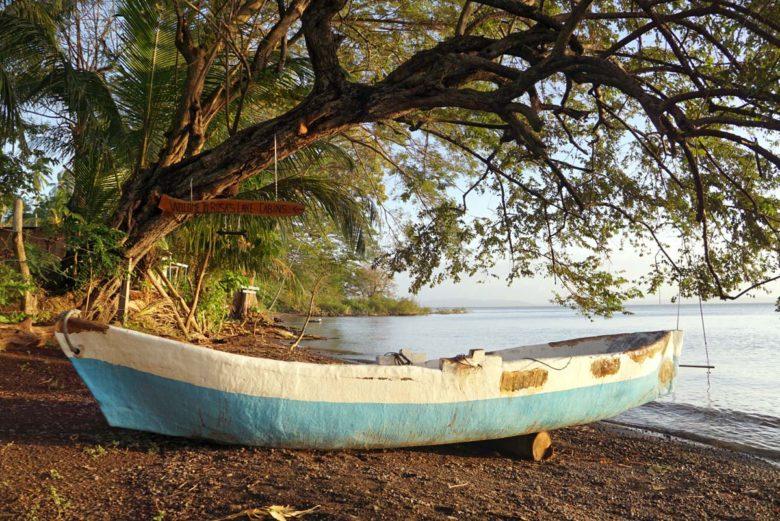 Rosa's Lake Cabins auf Ometepe