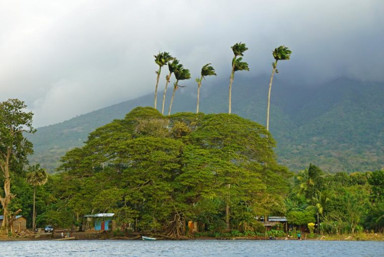 Ometepe vom Nicaraguasee