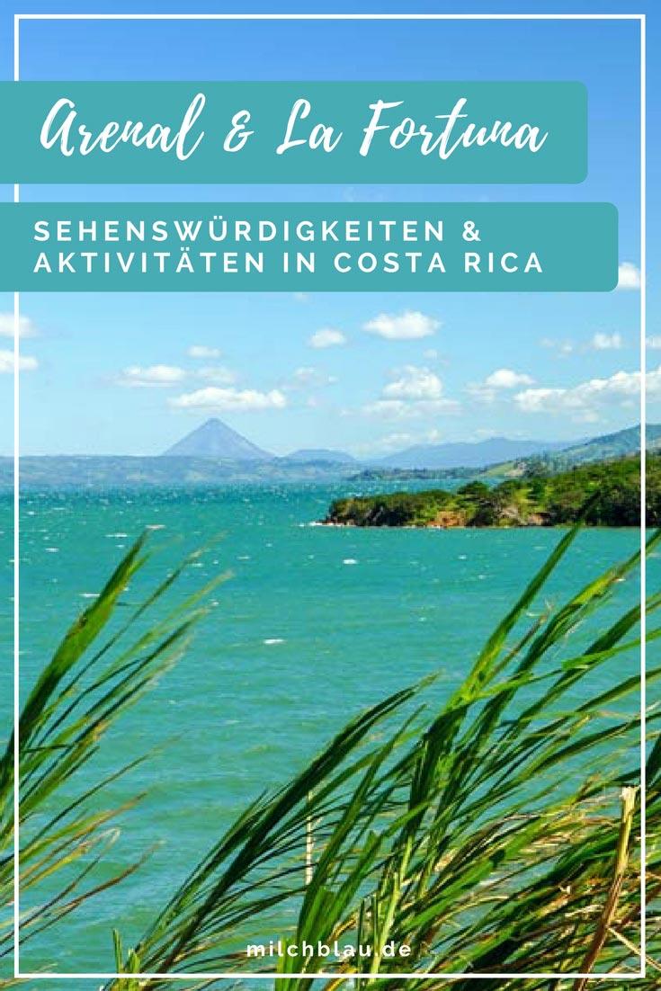 Vulkan Arenal & La Fortuna: Aktivitäten und Sehenswürdigkeiten in der Region.