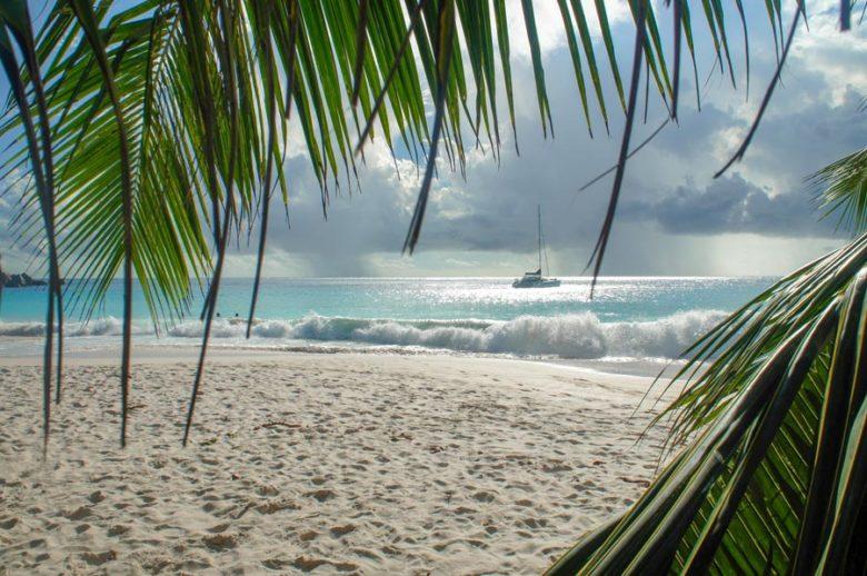 Anse Georgette - Praslin - Seychellen