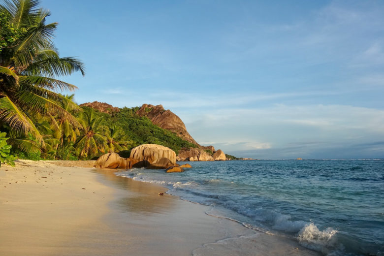 Anse Source d'Argent - La Digue - Seychellen