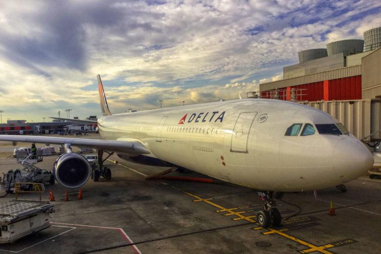 Flug nach Mittelamerika