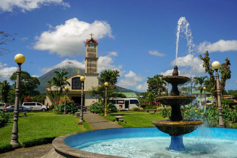 La Fortuna Stadtpark